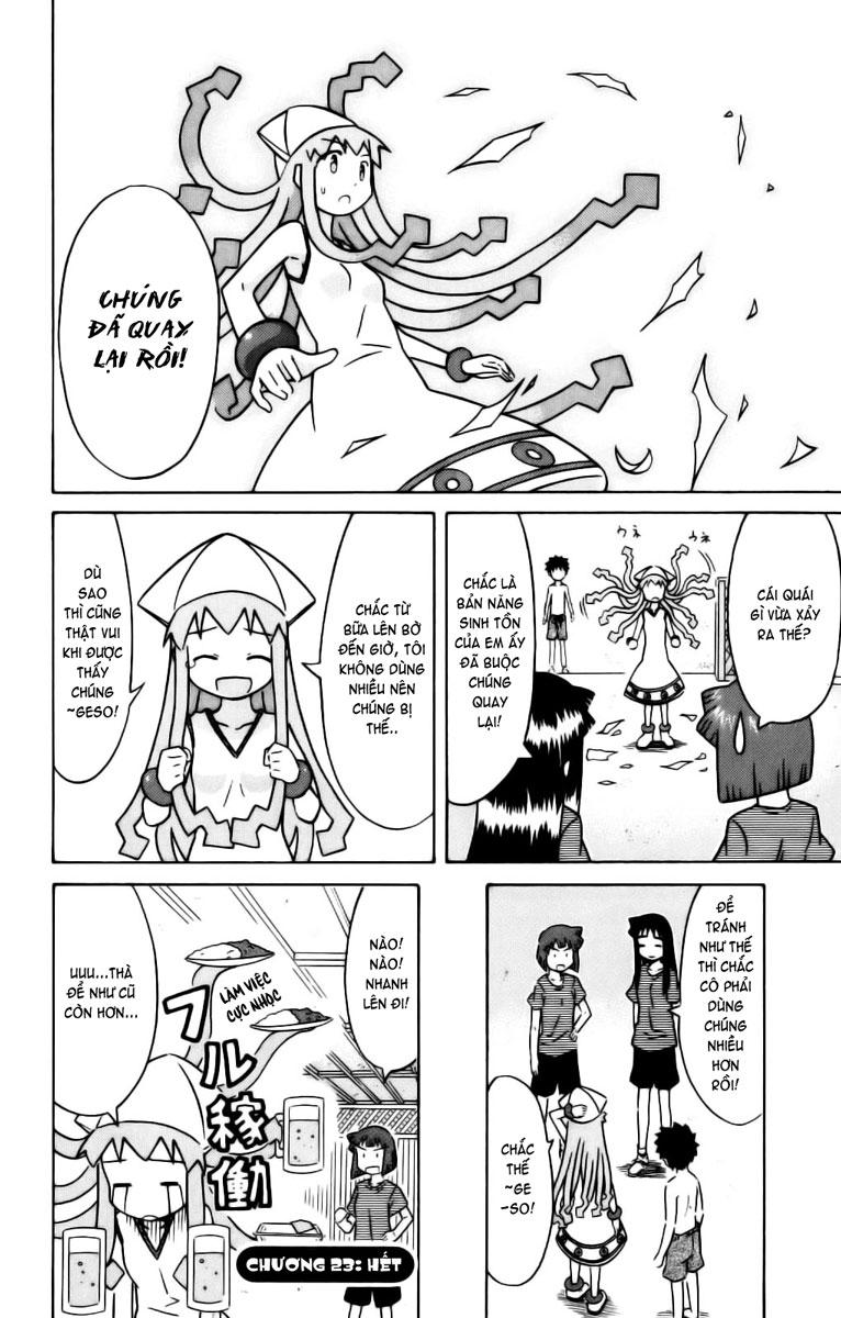 Shinryaku! Ika Musume: Chapter 23