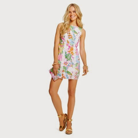 lilly pulitzer for target shift dress