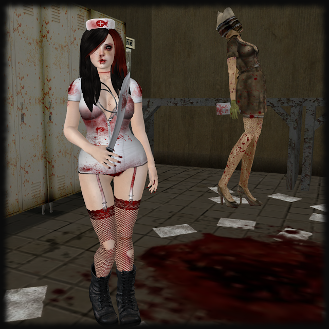 Psycho Perfect Wardrobe: Asylum