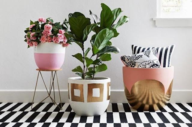 cool planter pots