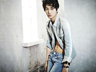 EXO's Kai Profile