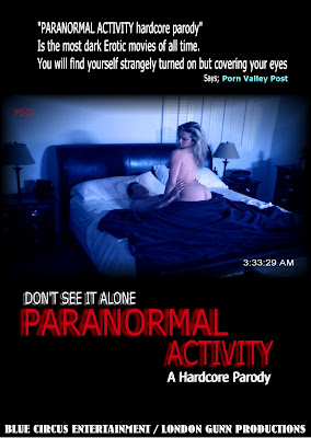 Paranormal Activity: A Hardcore Parody