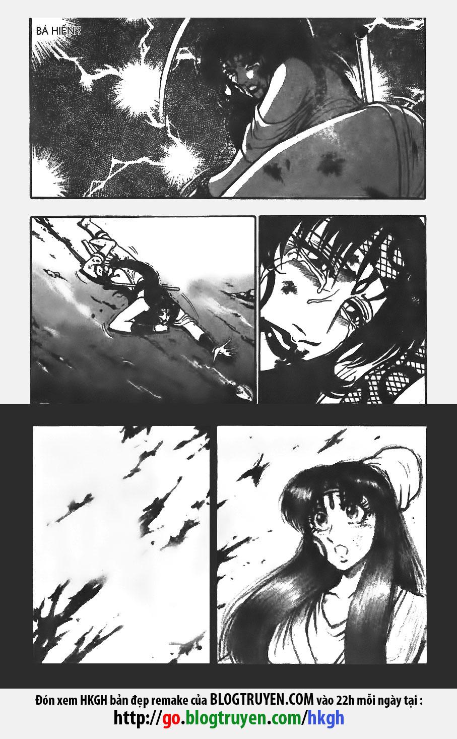 Hiệp Khách Giang Hồ - Hiệp Khách Giang Hồ Chap 054 - Pic 7