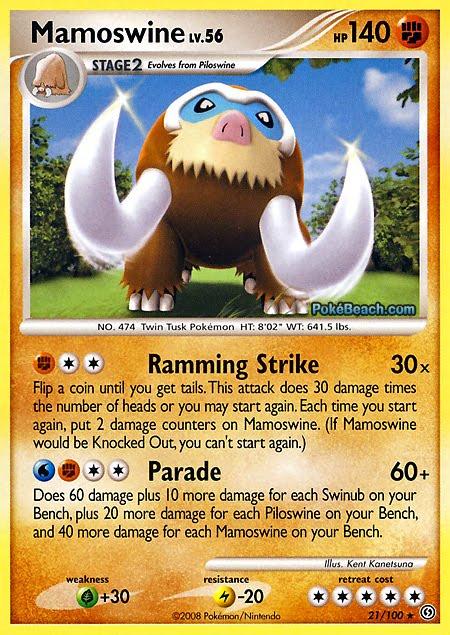 Electric Type Pokemon Cards Fighting Type Pokemon Card