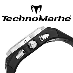 TechnoMarine is the dynamic Geneva-based watch brand known for   timepieces that mix a playful attitude with strong design.