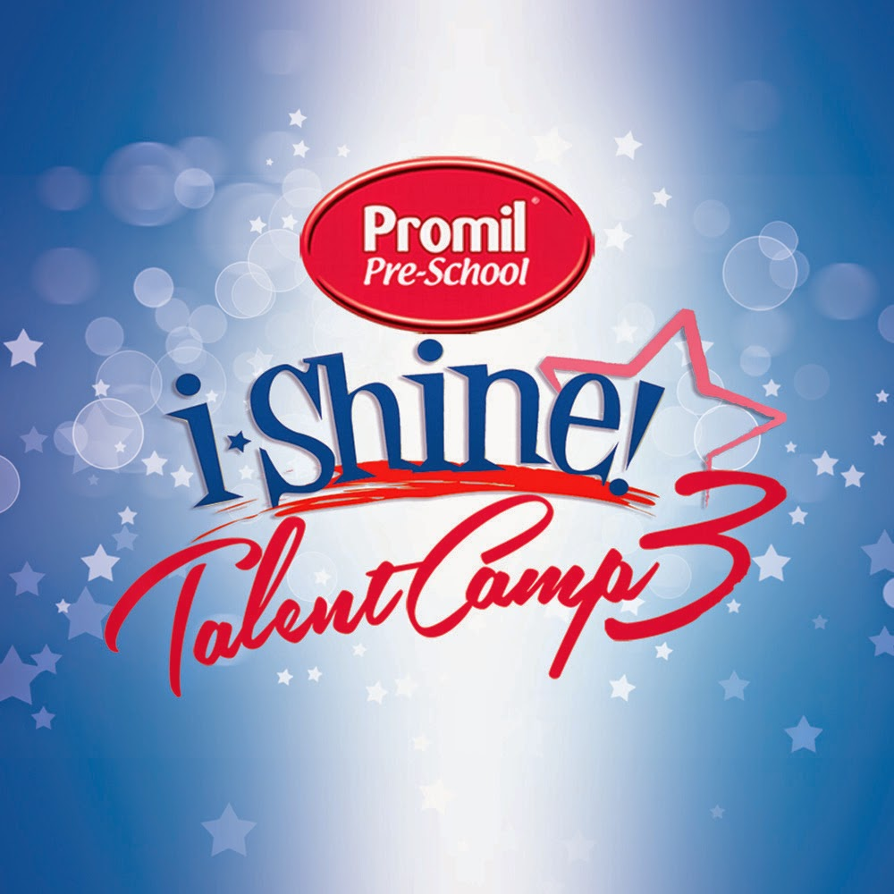Promil Pre-School's i-Shine Talent Camp is on the look out for exceptionally talented preschoolers