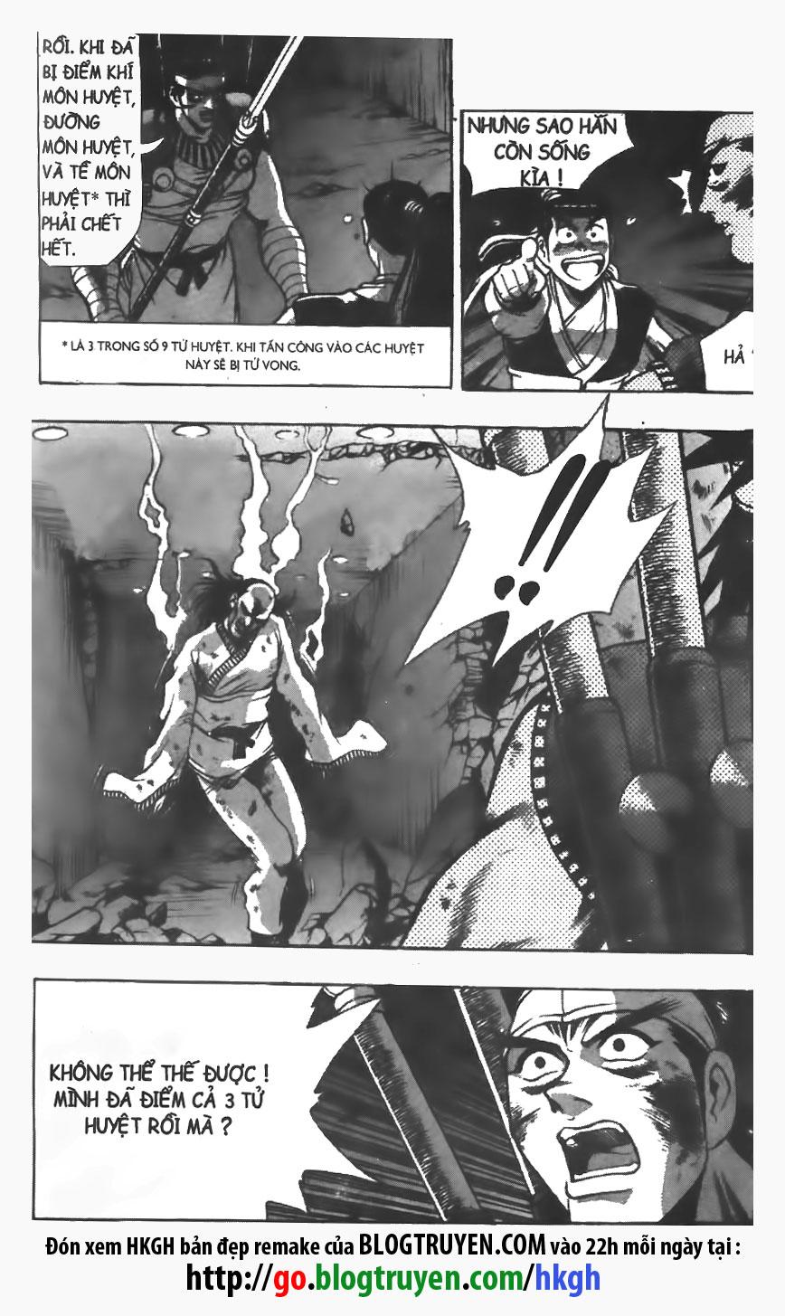 Hiệp Khách Giang Hồ - Hiệp Khách Giang Hồ Chap 128 - Pic 9
