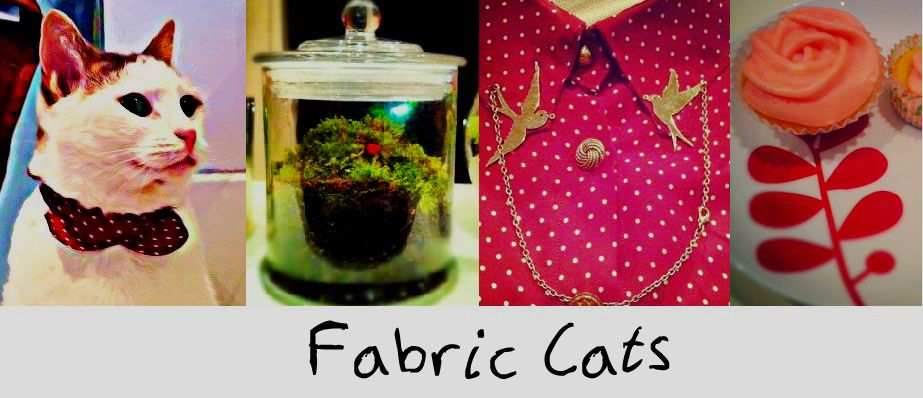 Fabric Cats