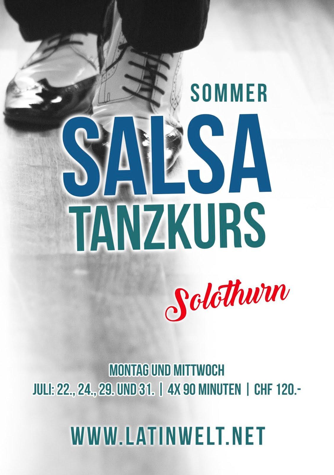 Sommer Salsa Kurs