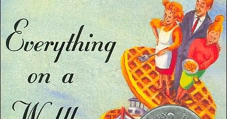 Diary of an Autodidact: Everything on a Waffle by Polly Horvath