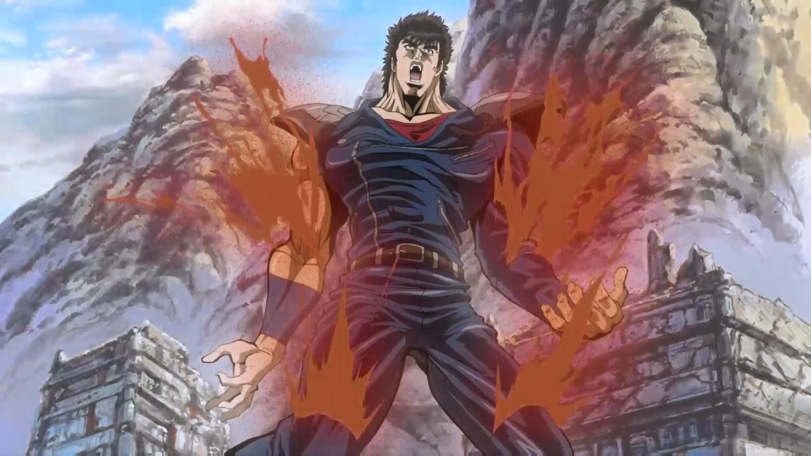 Hokuto no Ken - Shin Kyuseishu Densetsu (BD-Rip 1080p) [2/5]
