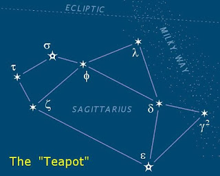 """Look for the """"Teapot"""""""