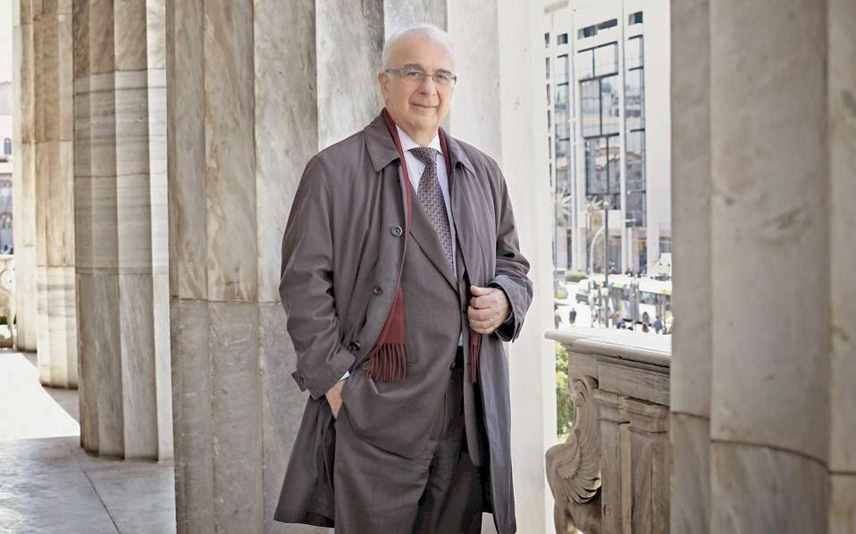 Β. Λαμπρινουδάκης: «Με πονάει πολύ αυτό που γίνεται στην πόλη»