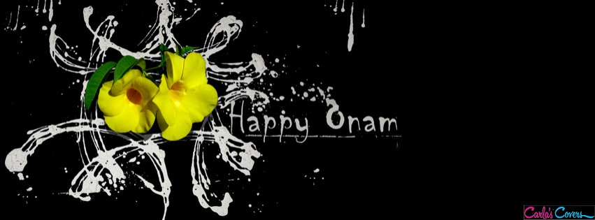 Happy Onam 2016 Facebook Cover Pics