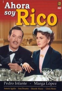 Ahora Soy Rico en DVD