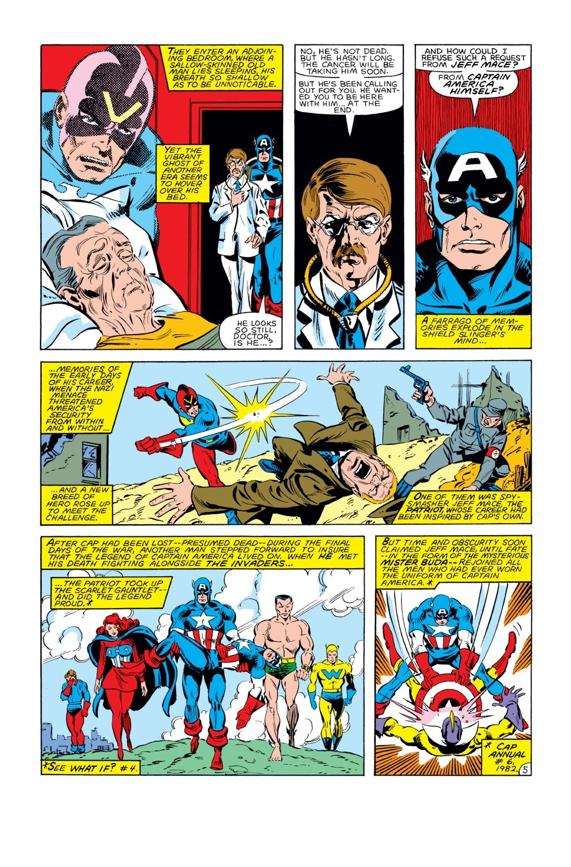 Captain America (1968) Issue #285 #201 - English 6