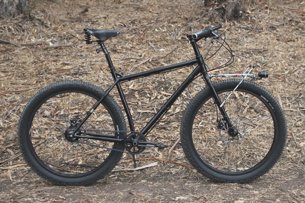 The Monkey Lab Surly Krampus 29 Commuting Mountain Bike
