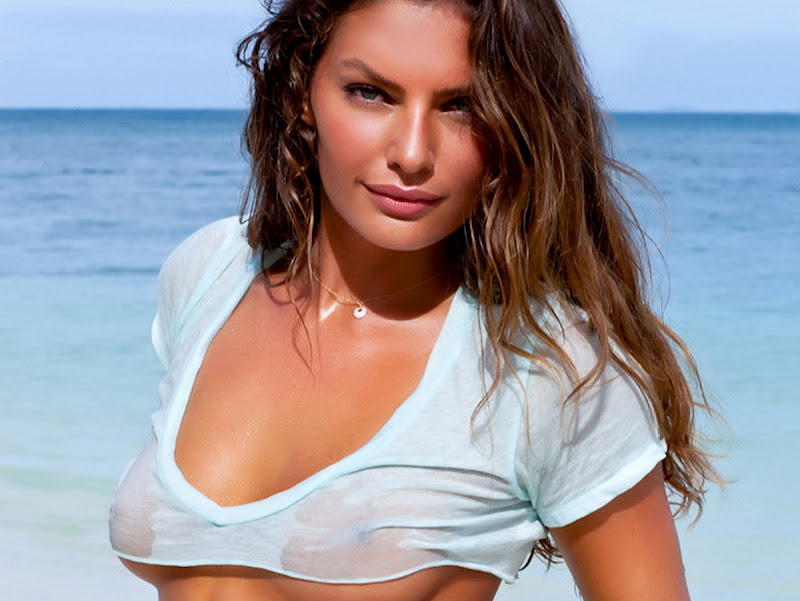 Alyssa Miller in sexy bikini 2012 Sports Illustrated Swimsuit 1 Push Pop Press is a contemporary of social magazine Flipboard.