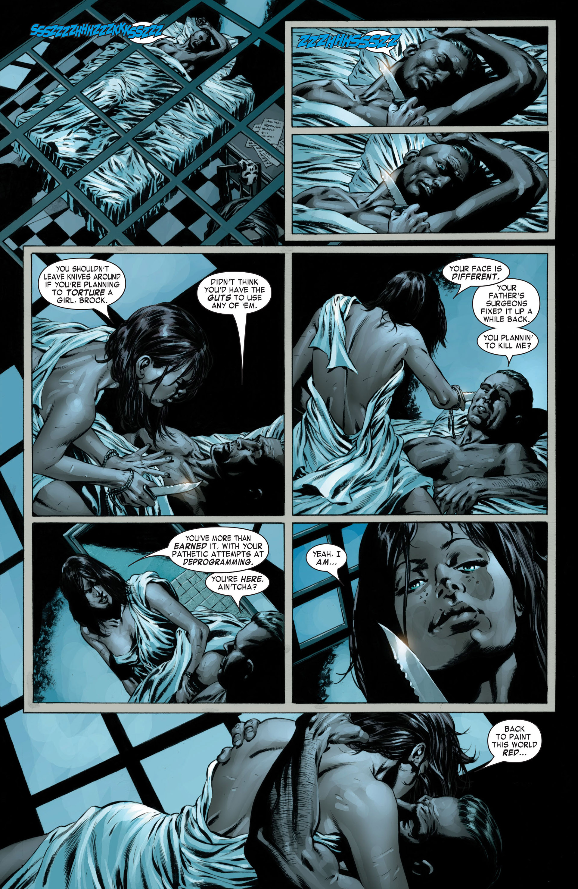 Captain America (2005) Issue #15 #15 - English 23