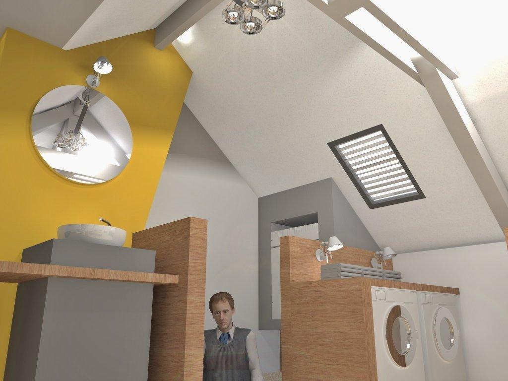 Arnoud Herberts Interieurarchitect: Verbouwing zolder (inclusief ...