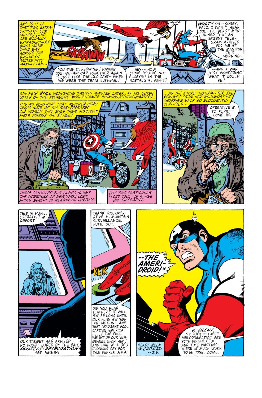 Captain America (1968) Issue #261 #176 - English 7