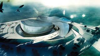 Den blåa planeten - Köpenhamns nya akvarium