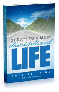 21 Days to More Disciplined Life