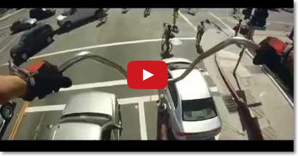 Video Basikal Paling Tinggi di Dunia