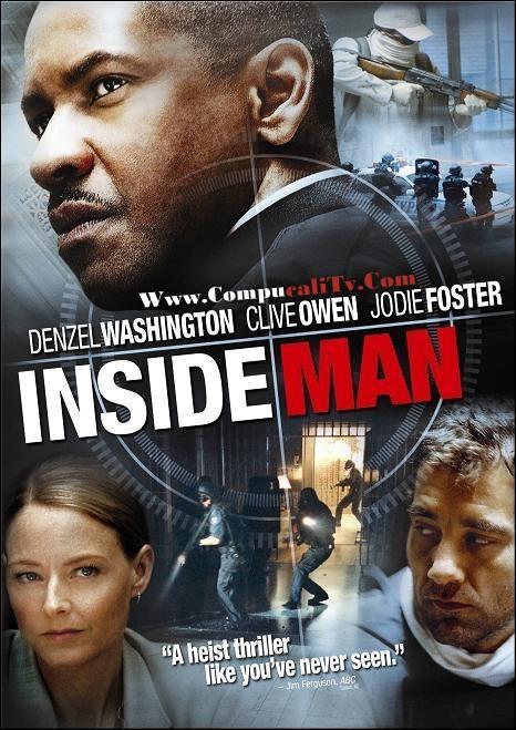 Inside Man DVDRip Español Latino