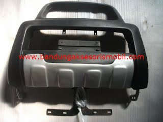 Bumper Small Model New Fortuner RUSH