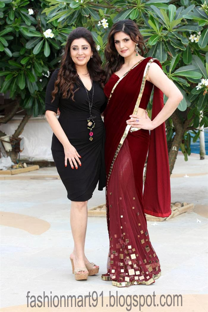 Zarine Khan at Gitanjli Jewels Wedding Lounge