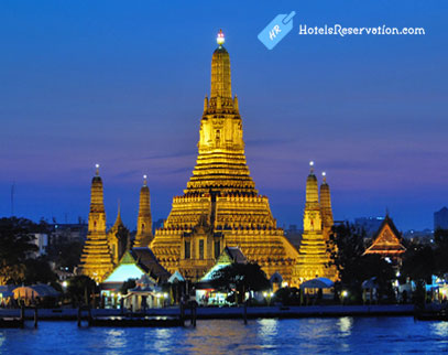 Beautiful Bangkok Attractions With Affordable Bangkok Hotels Traveling Tour Guide
