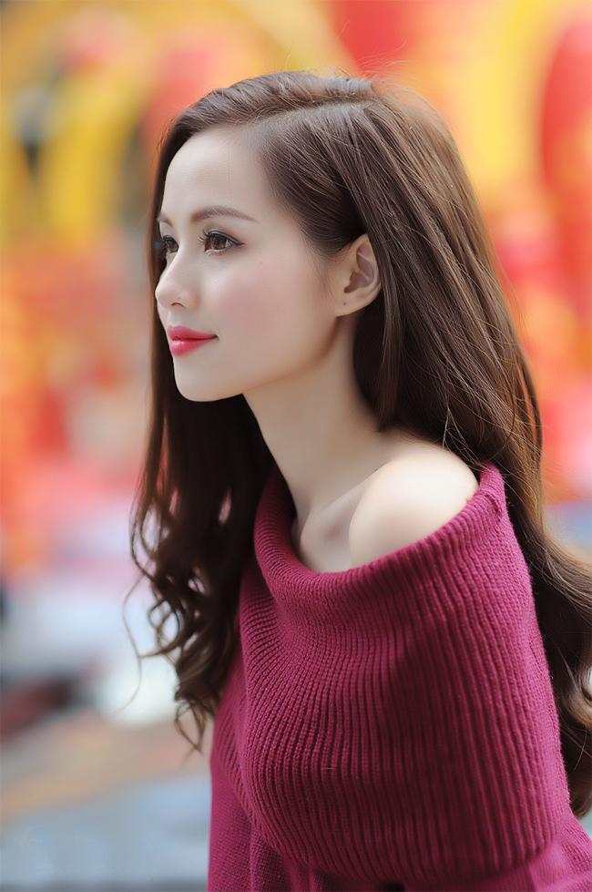 Ảnh gái đẹp HD Hot girl Tâm Tít sexy 10
