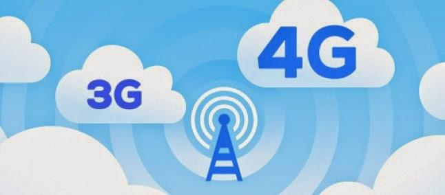 3G ou 4G