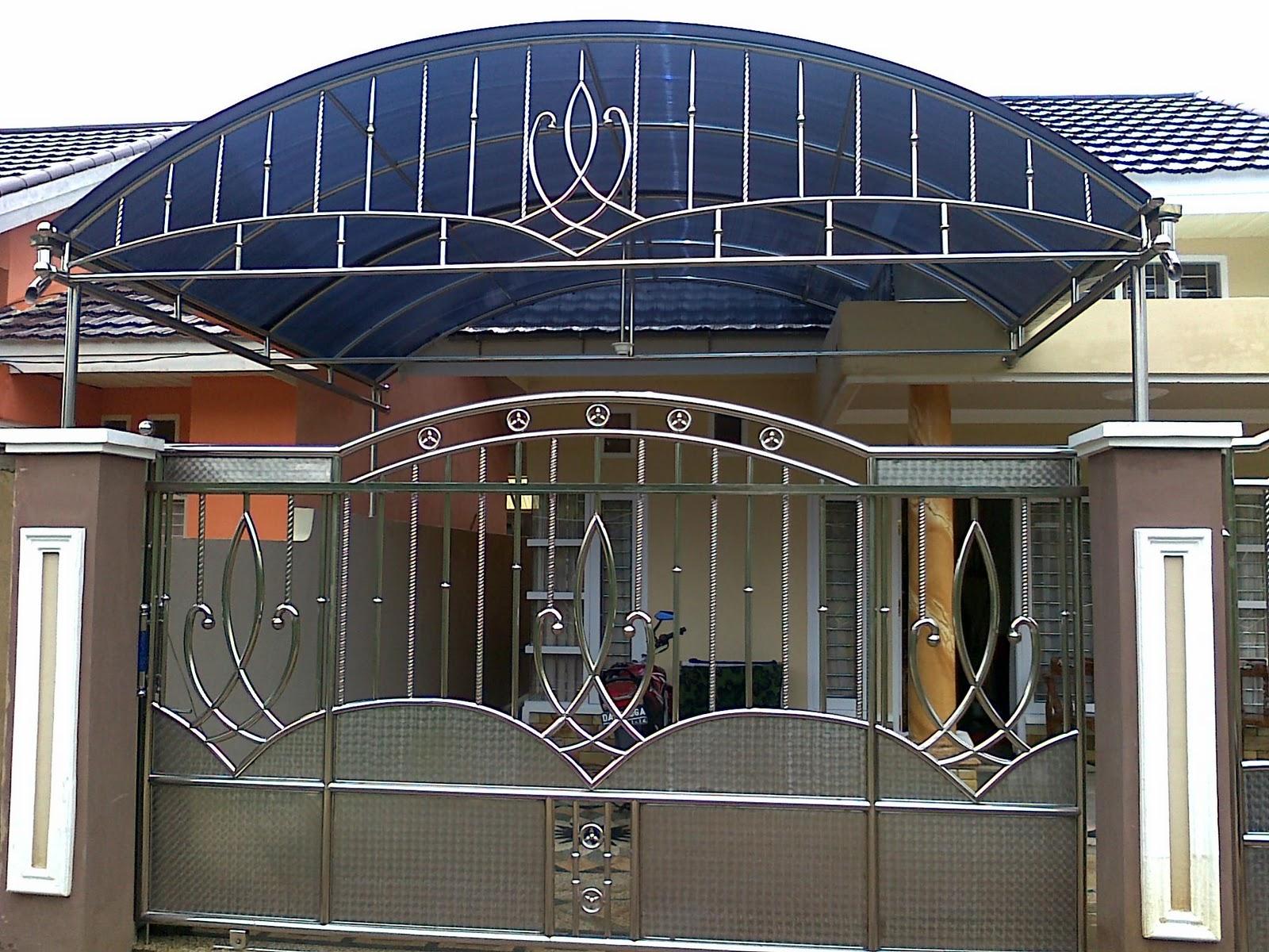 Gambar Pagar Rumah Terbaru ~ Download Image