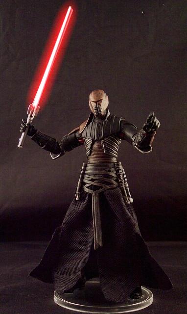 stronox custom figures star wars sith stalker