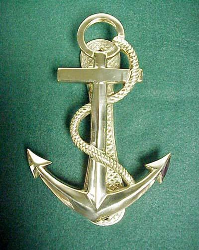Sidney by the sea nautical door knockers - Nautical door knockers ...
