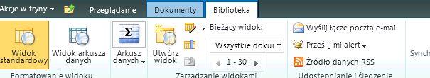 Mapowanie biblioteki Sharepoint w eksploratorze windows