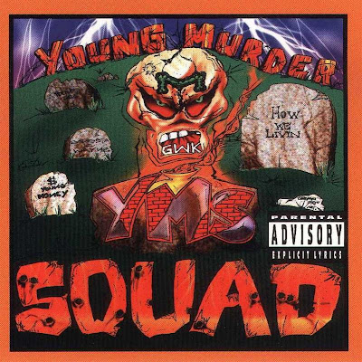 Young Murder Squad – How We Livin' (CD) (1996) (FLAC + 320 kbps)