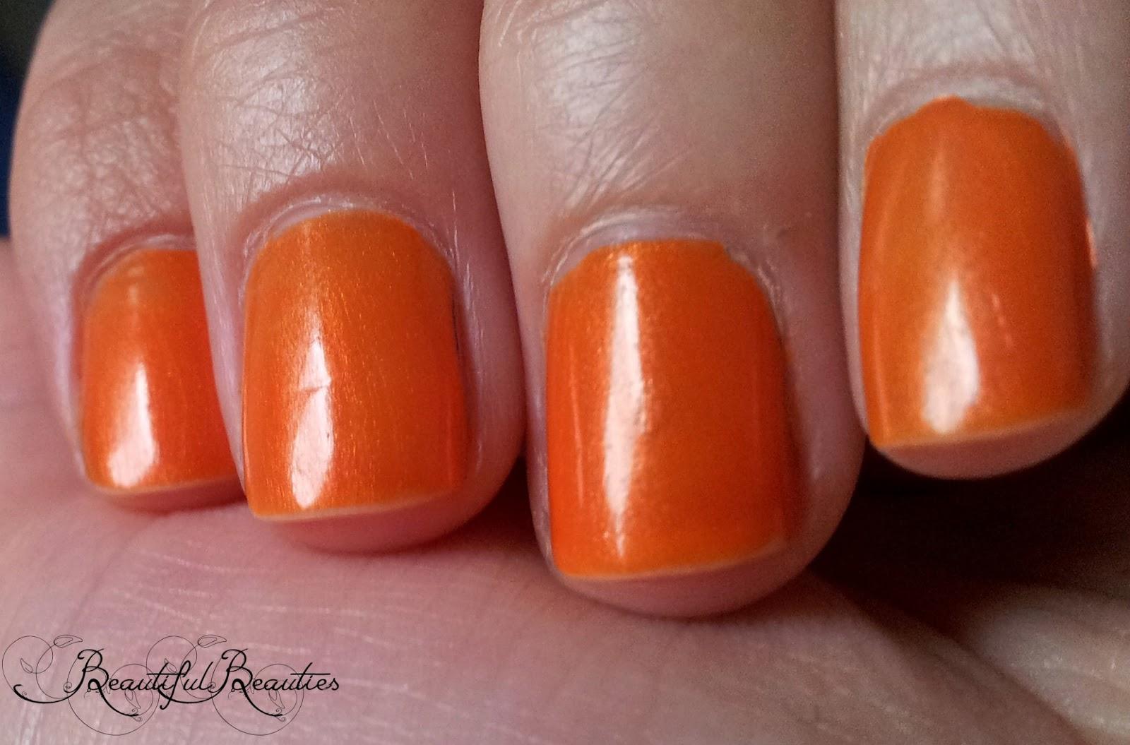 Beautiful beauties: [notd   neue entdeckung] knalliges orange für ...