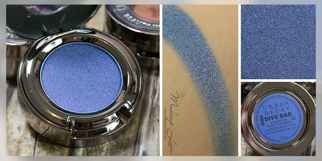 Urban Decay Summer Launches 2015 Eyeshadows Dive Bar Swatch