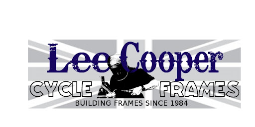 LEE COOPER CYCLE FRAMES.