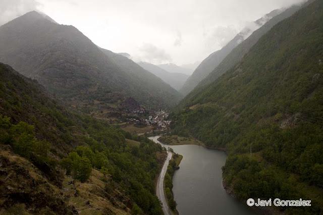 Lleida, Pirineo, Tavascán,
