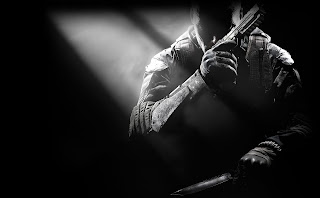 Call of Duty Black OPS 2 Pistol Knife Video Game HD Wallpaper Desktop PC Background
