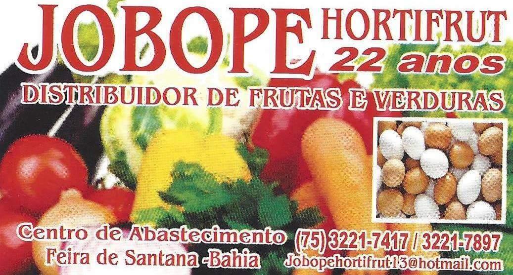 Jobope Hortifrut _ Distribuidor de Frutas e Verduras.