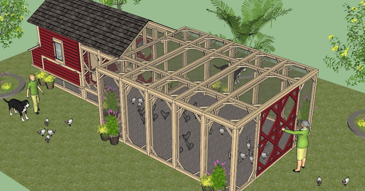 Hens plans how to build a chicken coop for 20 for How to build a chicken hutch