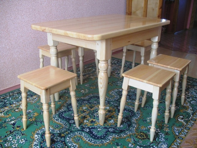 Фото кухонные столы своими руками