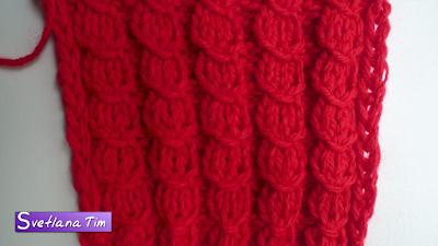 Видеоурок Вязание спицами
