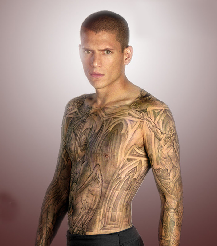 Wentworth Miller Biography and Pictures/Images, Wentworth Miller  title=