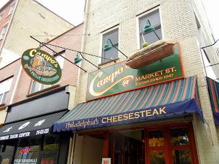 Campos restaurant in Philadelphia, PA